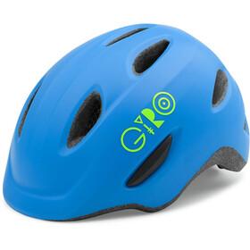 Giro Scamp Cykelhjelm Børn blå